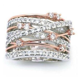 💎 Shine Like A Diamond Fashion Ring